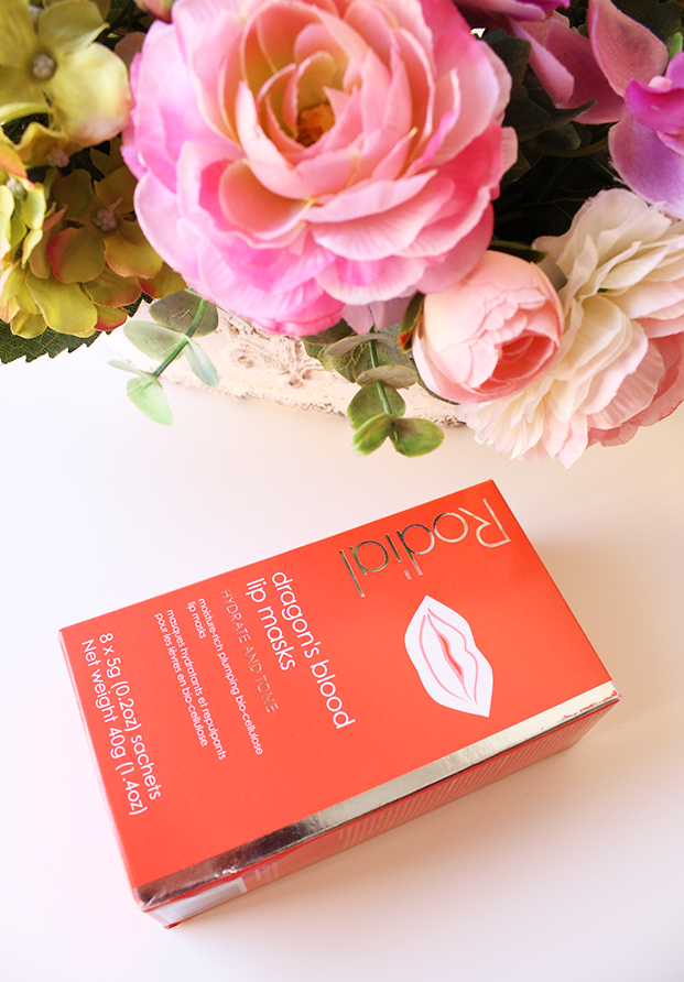 Dragon´s Blood Lip Masks de Rodial