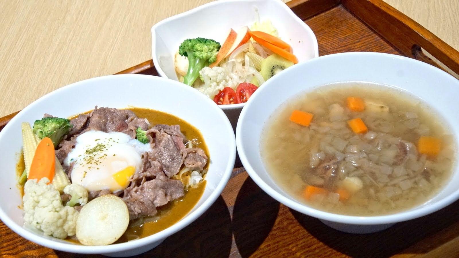 [台南][中西區] Hi!咖哩|燒烤×咖哩的美饌|試營運篇|食記
