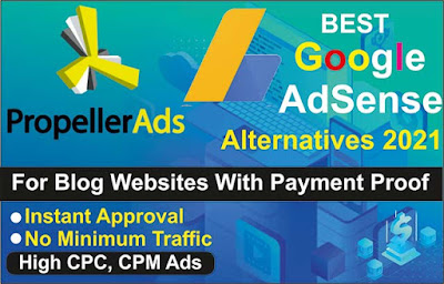 Propellerads-Best-Google-Adsense-Alternatives-2021-for-Publishers-and-Blog-Websites-with-Payment-Proof