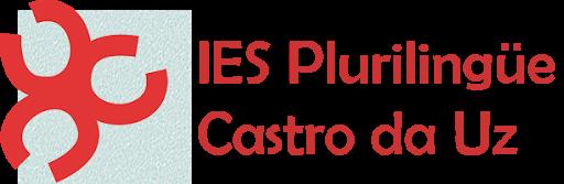 Logo IES Plurilingüe Castro da Uz