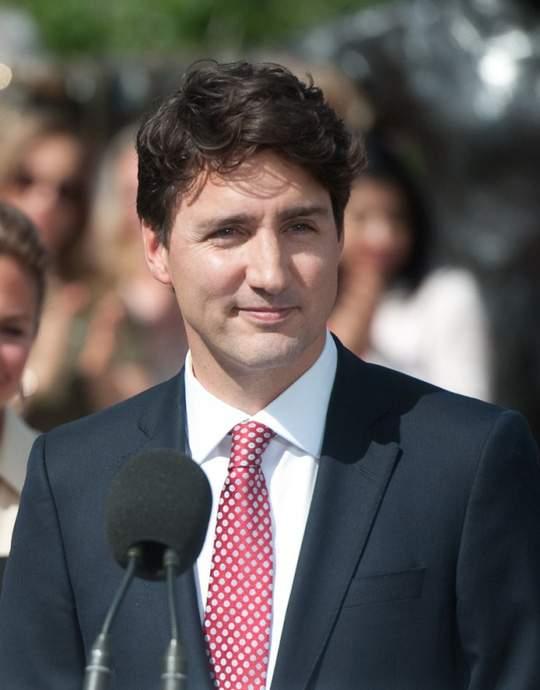 Thủ tướng Canada lọt vào top đẹp trai nhất hành tinh - Ảnh 3