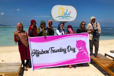Hijabers Travelling Day bareng Lombok Hidden Trip