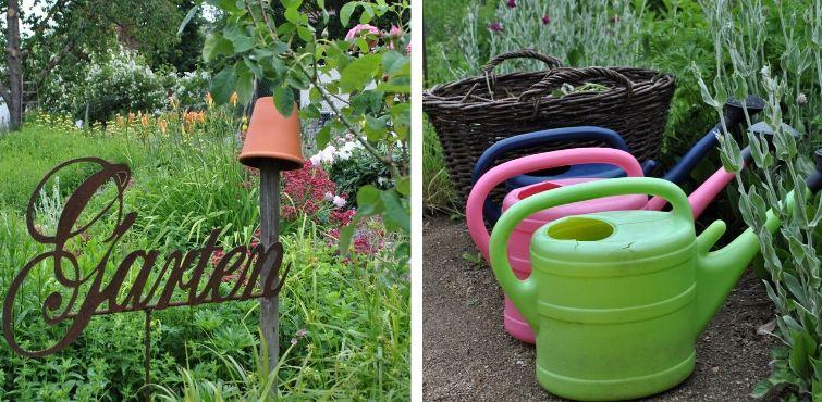 Privatgarten Impressionen vom Gartendeko-Blog
