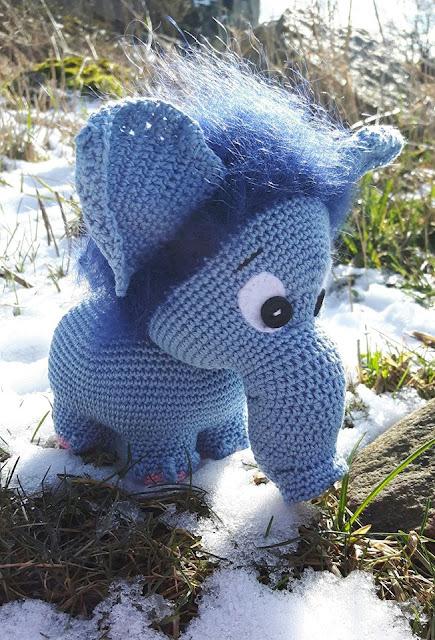 -mammut -mammoth -amigurumi -crochet -pattern -softtoy -animal -heegeldatud -poiss -handmade