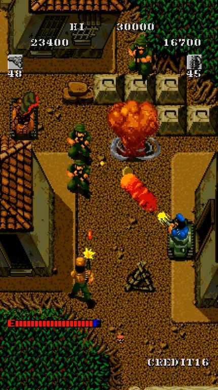 Guerrilla War Arcade The Game Hoard