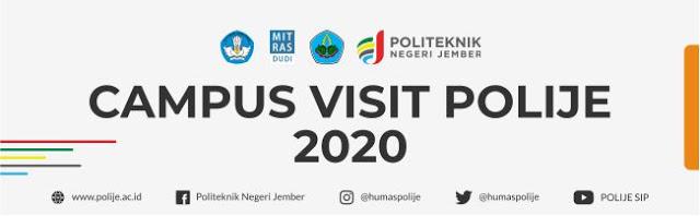 Campus Visit Polije 2020 Day 2