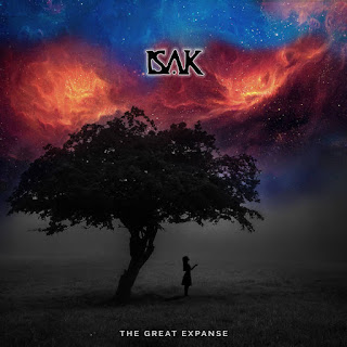 "Psych rock ""The Great Expanse"" by Isak"