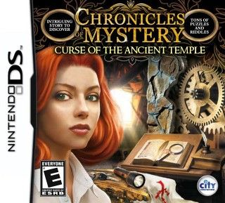 Rom Chronicles of Mystery Curse of the Ancient Temple NDS
