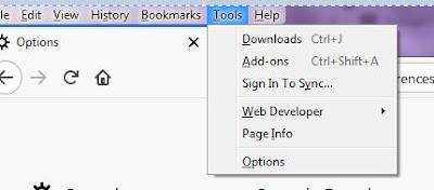 Merubah Bahasa Di Browser Mozilla Firefox