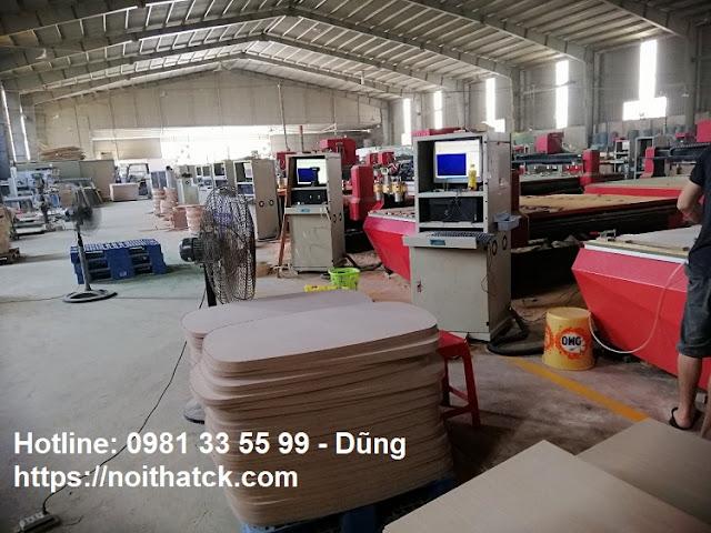 Dịch Vụ Cắt CNC Gỗ Giá Rẻ Tại Đông Phương Furniture 1