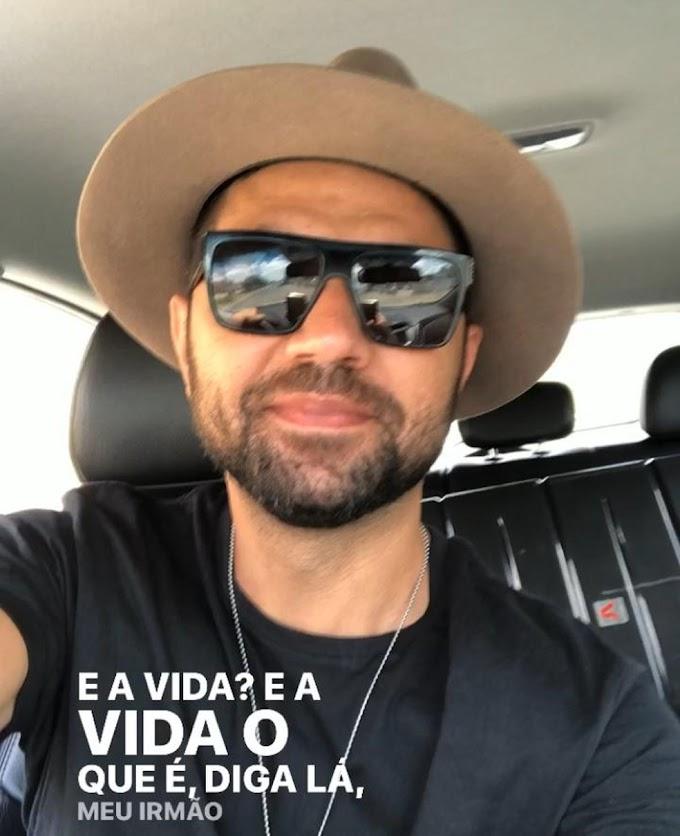 Aos 36 anos, cantor da banda Chicana morre em acidente de carro na BR-116
