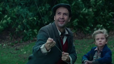 Lin-Manuel Miranda Mary Poppins Returns HD Pictures