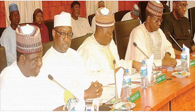 #EndSARS: Northern Governors reveal those trying to remove Buhari from office