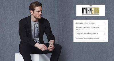 ropa hombre barata de la marca Dylan Star