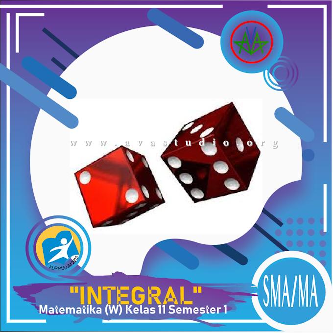 Rangkuman Materi Matematika - Integral