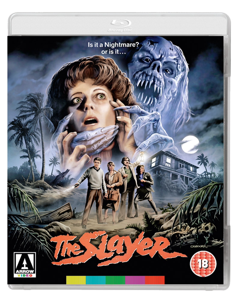the slayer 1982 arrow video bluray