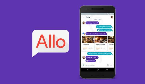 Yeni Mesajlaşma Uygulaması Google Allo İndir
