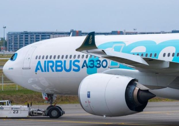 Airbus A330-900 engines