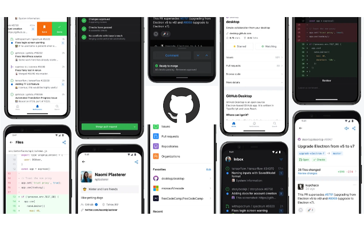 GitHub for mobile now available for download on iOS and Android
