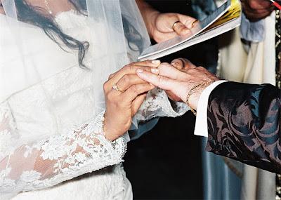 La trasfigurazione degli sposi