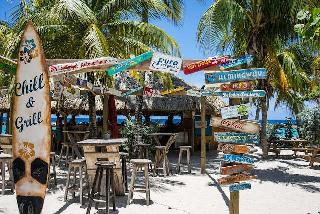 beach signs and where to vacation