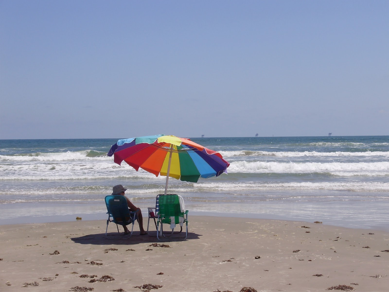 Free Camping On Padre Island Texas