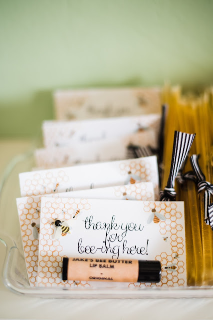 Bee Themed Baby Shower Inspiration // Pugs & Pearls Blog