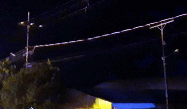 Moradores pedem a troca de lâmpadas no Aguas de Jurema
