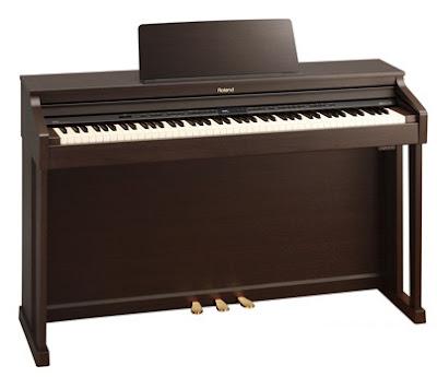 Đàn piano điện Roland HP103D-MH