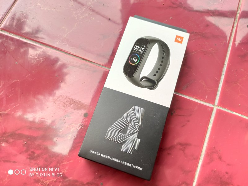 Xiaomi Mi Band 4 Review