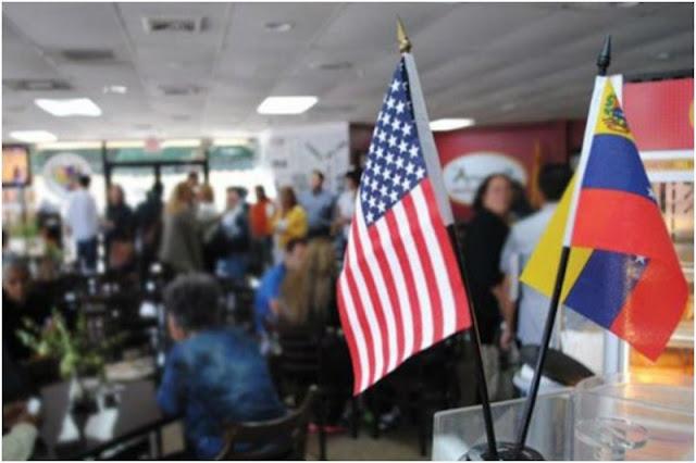 """MUNDO: Embajada de Venezuela activó """"Cartas de No Objeción"""" para ciudadanos venezolanos en los EEUU."""
