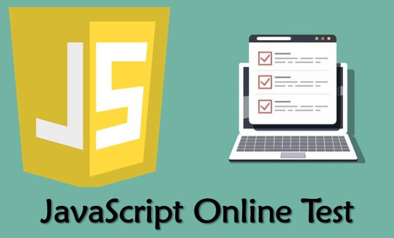 JavaScript Online Test