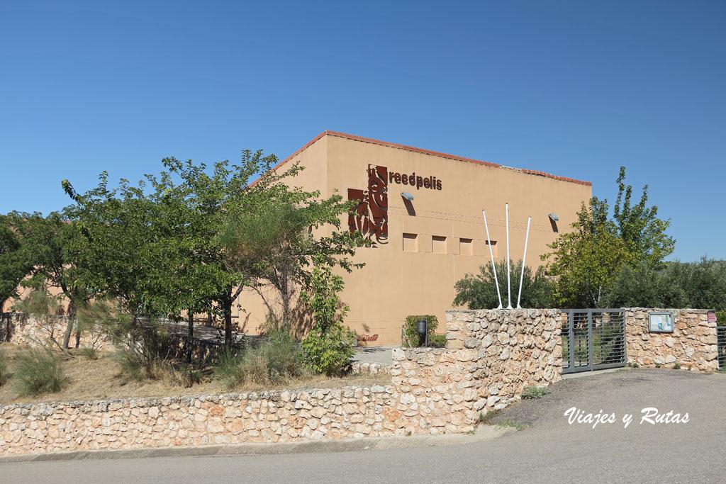 Centro de Interpretación de Recópolis, Zorita de los Canes