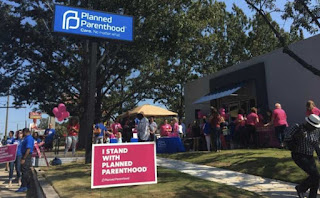 A Planned Parenthood center opened last week in east Atlanta.