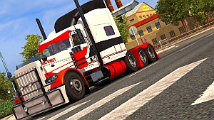 Big Shot skin for Peterbilt 389