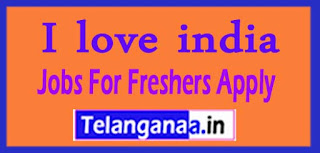 iloveindia Recruitment 2017 Jobs For Freshers Apply