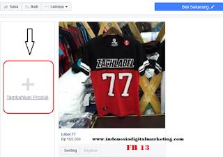toko online facebook 13