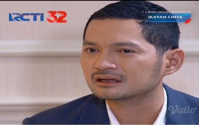 Sinopsis Ikatan Cinta 8 Agustus 2021: Kejam, Nino Siapkan Rencana Ini untuk Rebut Reyna dari Mas Al dan Andin