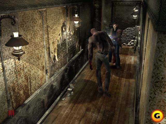 Alone in The Dark: The New NightMare (PS2) 2001