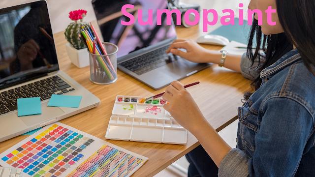 sumopaint موقع مجاني لتحرير الصورو إنشاء تصاميم بكل إحترافية