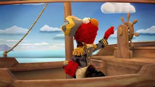 Elmo the Musical Sea Captain the Musical, Sesame Street Episode 4414 The Wild Brunch season 44