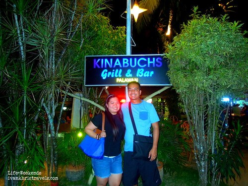 Kinabuchs Bar and Grill in Puerto Princesa City