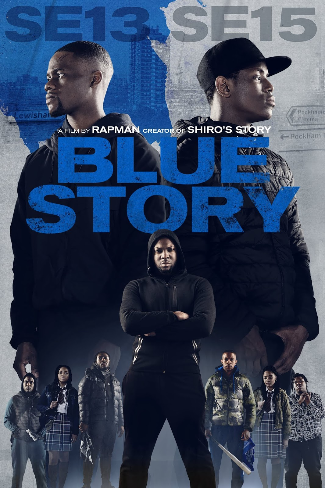 Blue Story [2020] [CUSTOM HD] [DVDR] [NTSC] [Latino]