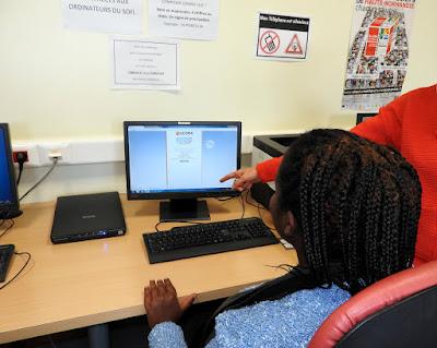 GRAND-QUEVILLY. La Ville et le centre d'actions sociales proposent des ateliers d'aide aux démarches en ligne.