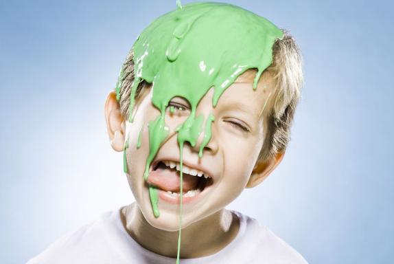 Cara Membuat Slime Tanpa Gom dan Borax (Pemula)