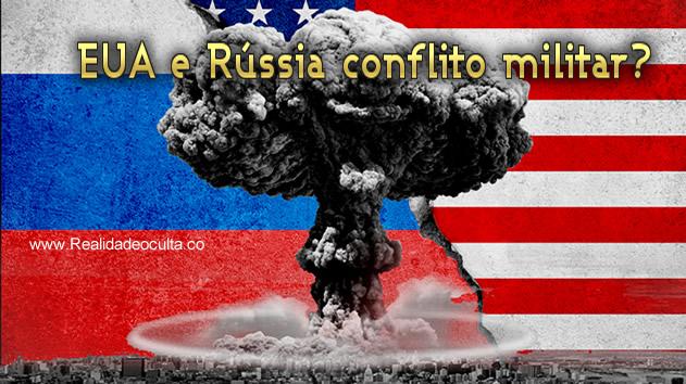 EUA e Russia- Conflito Nuclear?