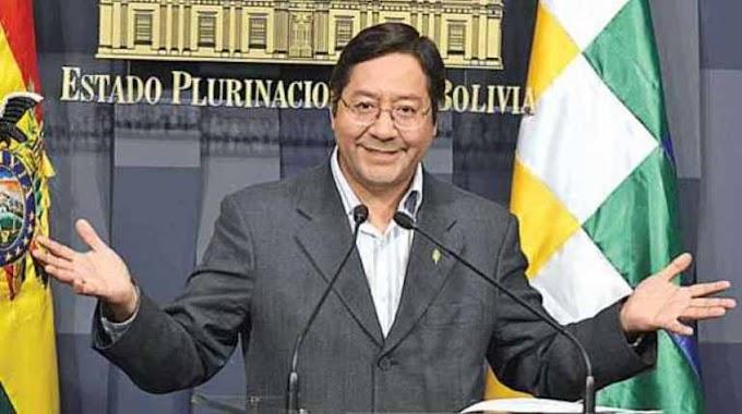 Luis Alberto Arce Catacora (1963): Presidente de Bolivia
