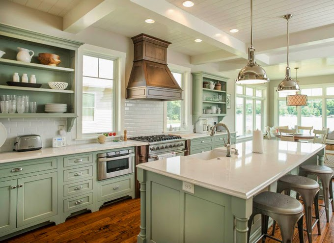 Apple Valley Kitchen Cabinets Pans Shrock Premier Custom Construction | House Of Turquoise ...