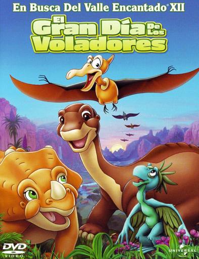 ver En busca del valle encantado 12: El gran día de los voladores (2006) Online