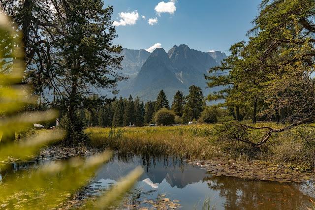 3-Seen-Tour Eibsee – Badersee – Pflegersee | Wandern Garmisch-Partenkirchen 14